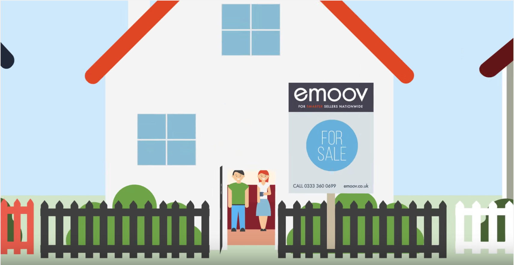 How to sell your home with Emoov