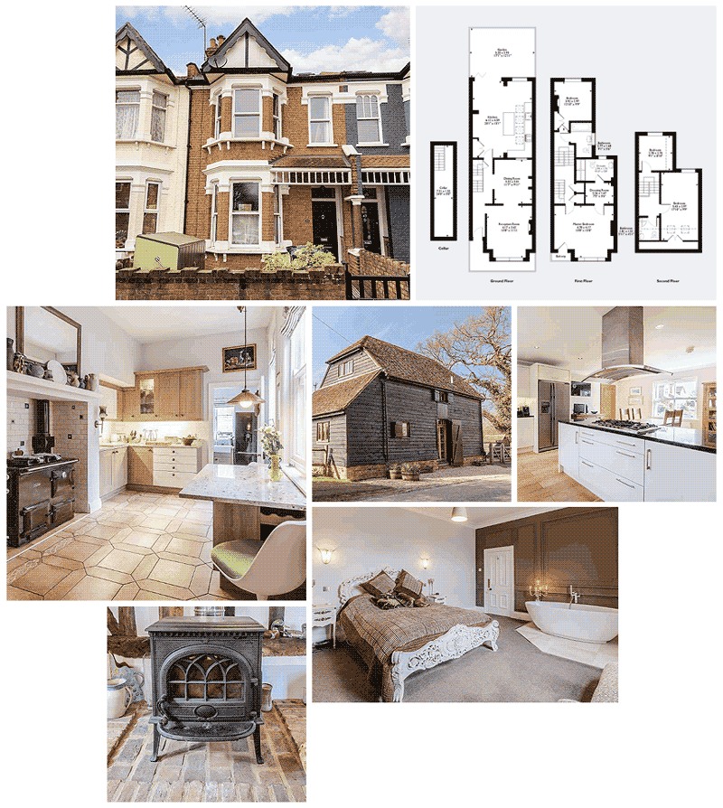 Estate Agents photos and floorplans