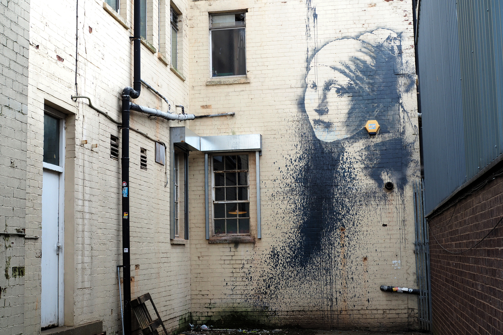 44% of Britons Would Pay More for a Banksy House