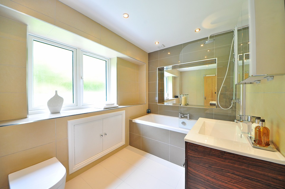 Could a downstairs bathroom wipe value off of your property?