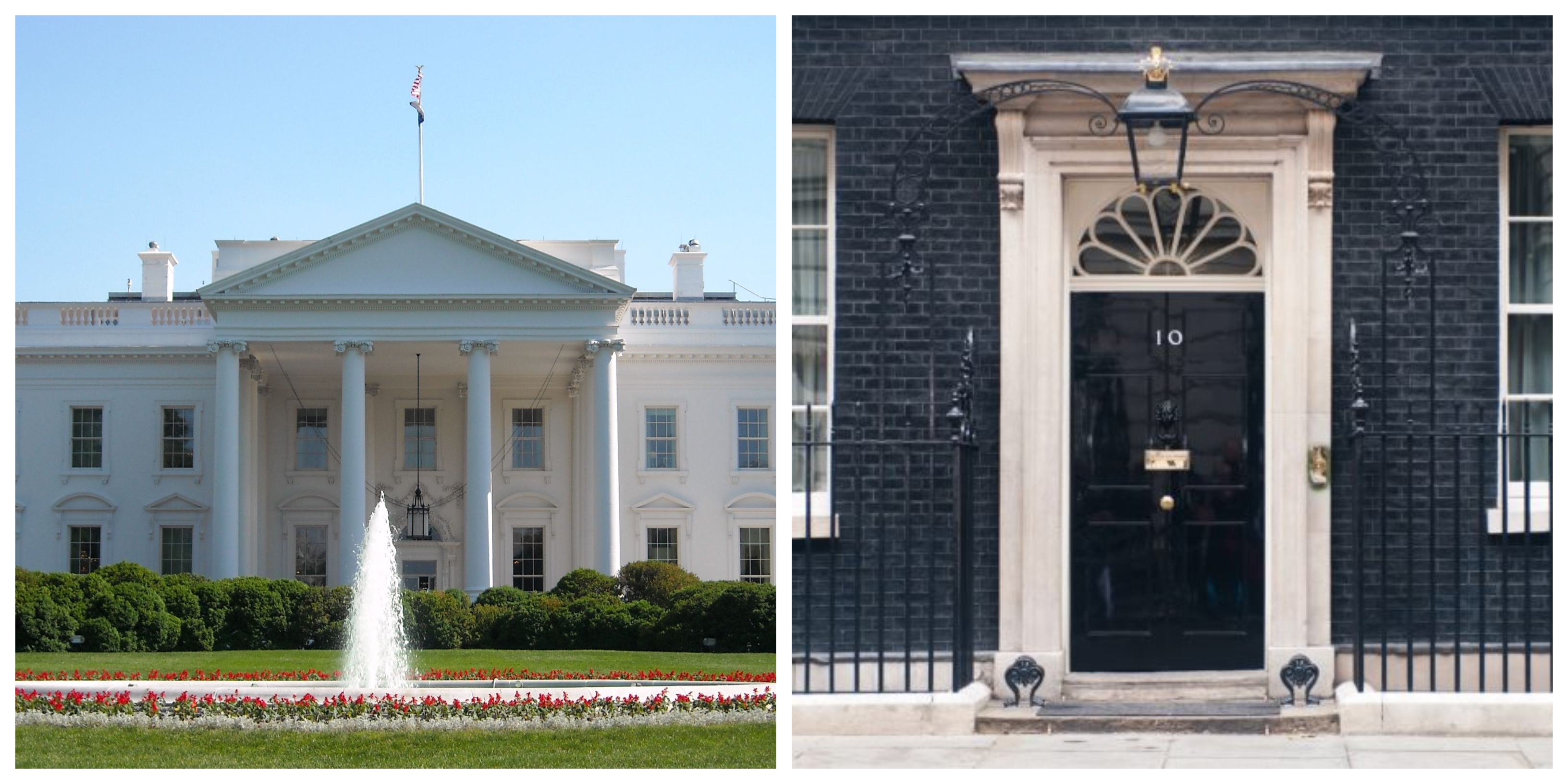 10 Downing Street vs The White House: Where Would You Rather Live?