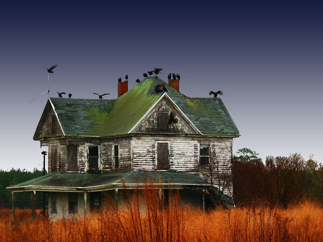 7 of The Most Haunted Houses in the UK