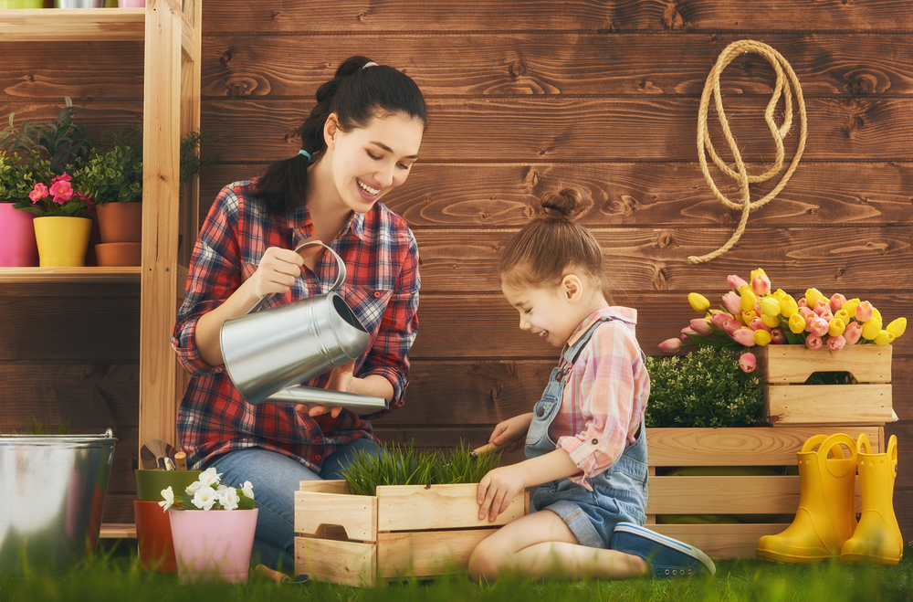 Why A Tidy Garden Might Just Speed Up Your Sale