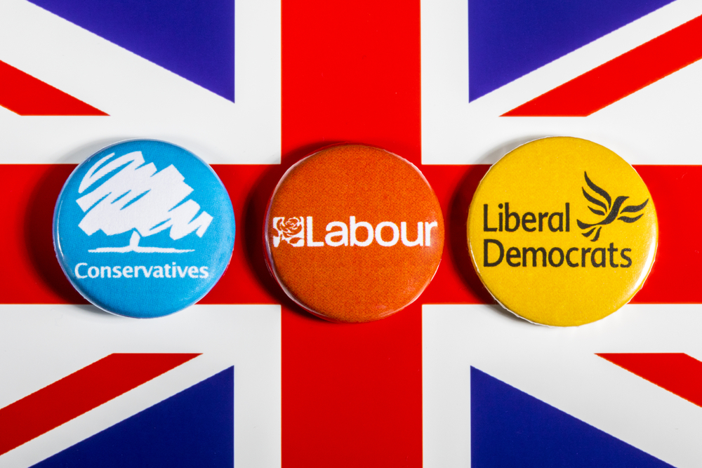 What do The Main Political Parties Think About the UK Housing Market?