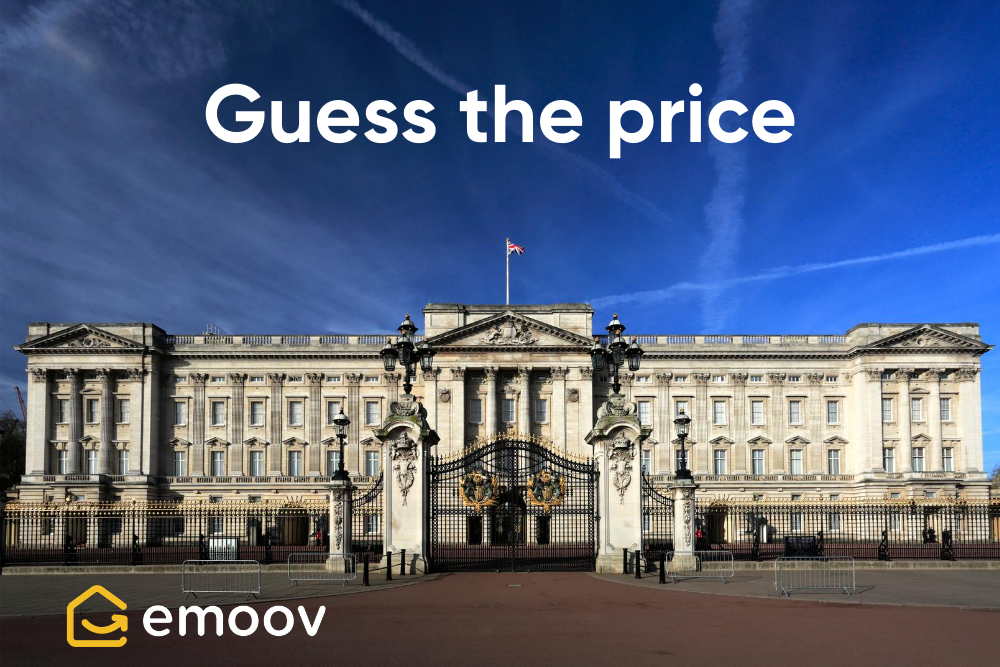 Buckingham Palace Listing Competition – guess the price