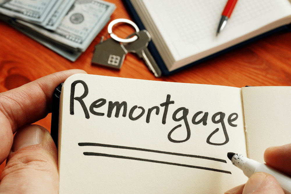 Everything You Need to Know About Remortgaging Your Home