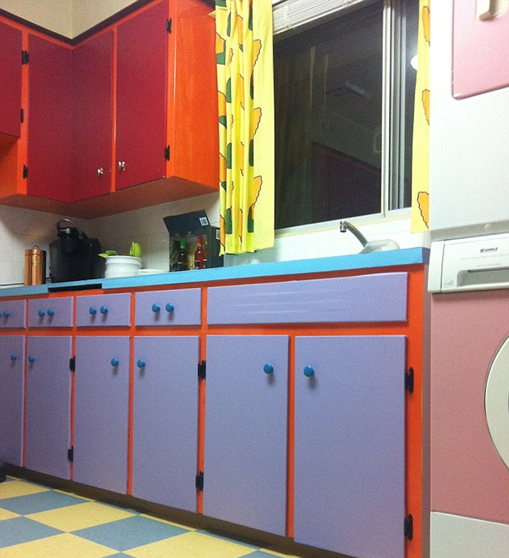Ever Wondered What The Simpsons Kitchen Looks Like In Real