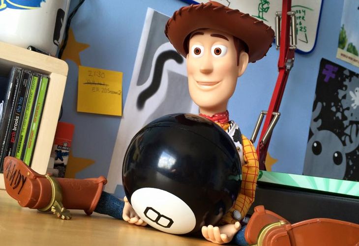 Toy Story Ball : A real toy story