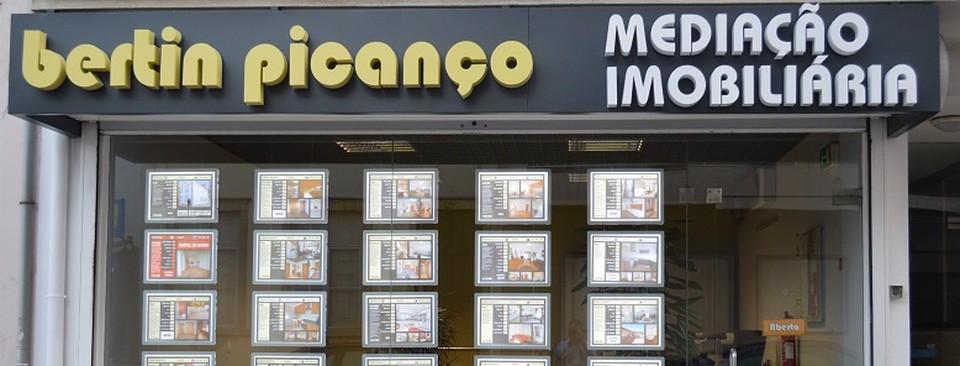 Bertin Picanço - Mediação Imobiliária, Unip. Lda