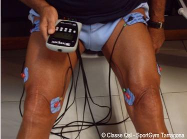 Electroestimulacion muscular y deporte