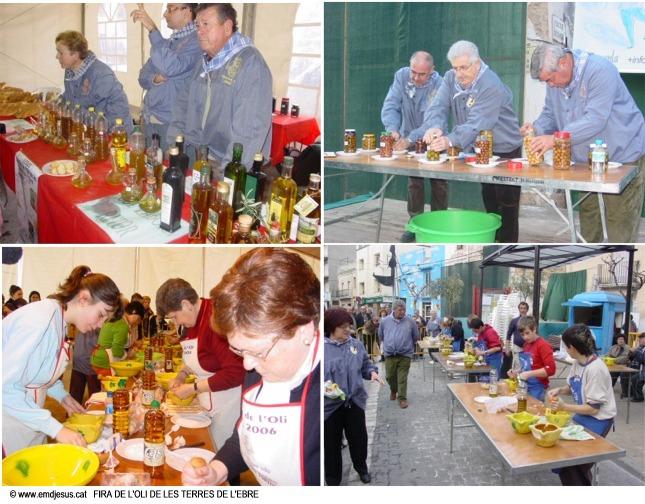 Feria del Aceite de Les Terres del Ebre (Tarragona, España)