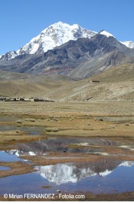 Montaña Bolivia