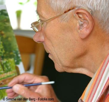 Presbiacusia o sordera por el envejecimiento