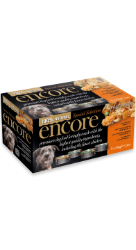 23014E-E EncDog 156g Tin Multipack Special Selection