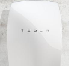 De Tesla Powerwall, nu al uitverkocht!