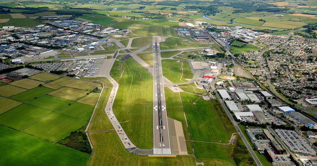 Aberdeen International Airport Energetica