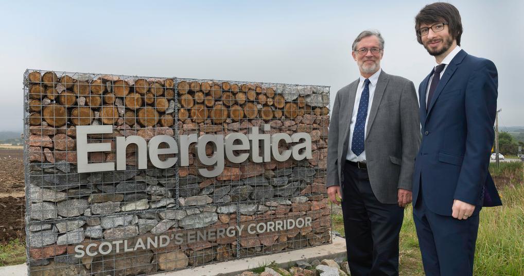 Signposting Scotland S Energy Corridor