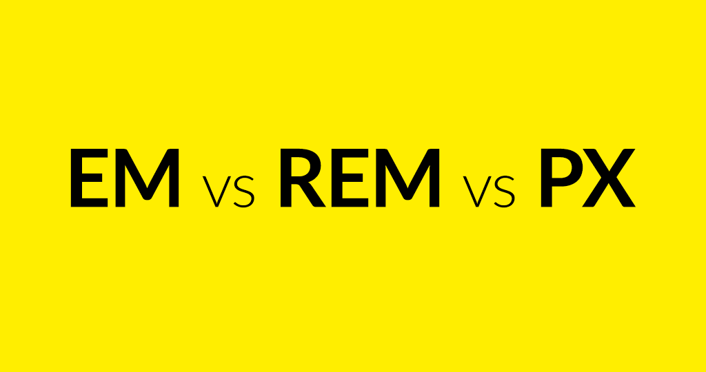 Guide: EM vs REM vs PX  Which should you use?