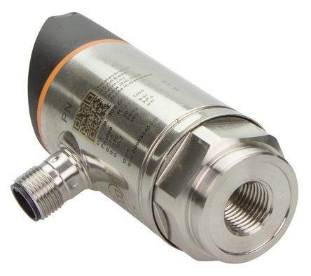 PN3160                                              ifm electronic Relative Pressure Sensor, IO-Link, 600bar Max Pressure Reading , 18 → 30 V dc, G1/4, IP65, IP67