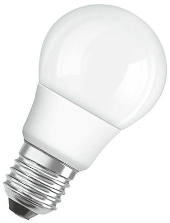Osram, E27 Base LED GLS Bulb 9 W, 60W Equiv., 806 lm PARATHOM, Warm White Dimmable, Bulb shape, 240 V