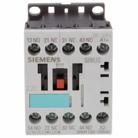 SIEMENS 3RH1122-1JB40 NEW IN BOX 3RH11221JB40