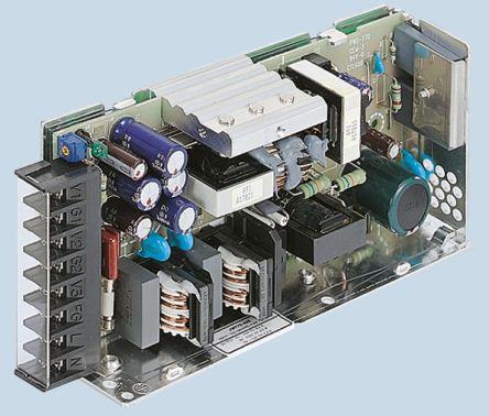 JWT75-522                                              TDK-Lambda 75W Triple Output Embedded Switch Mode Power Supply SMPS, 4 A, 8 A, 500 mA, 5 V, ±12 V