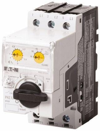 121731 | PKE12/XTU-1,2                                              Eaton 690 V ac Motor Protection Circuit Breaker - 3P Channels, 0.3 → 1.2 A, 100 kA