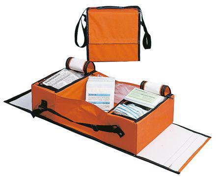 0404010                                              Carrying Case First Aid Kit First Aid Bag 250 mm x 280mm x 130 mm