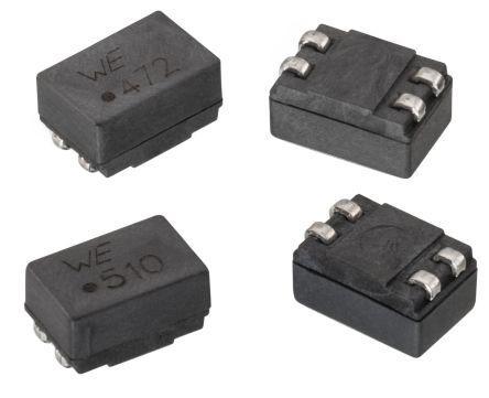 744226   Wurth Elektronik   Wurth WE-SL2 Series - Wire-wound