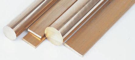 681-031                                              Brass Flat Bar, 609.6mm x 25.4mm x 3.18mm