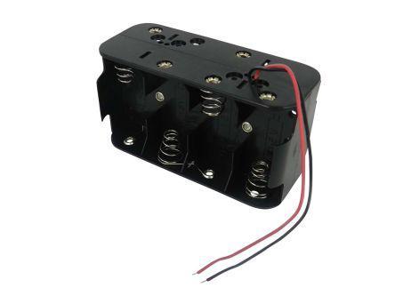185-4611                                              RS PRO C Battery Holder