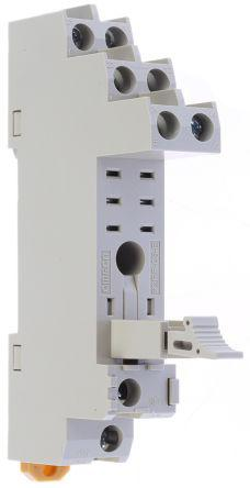 Omron Relay Socket, 250V ac for use with G2R-2-S Relays
