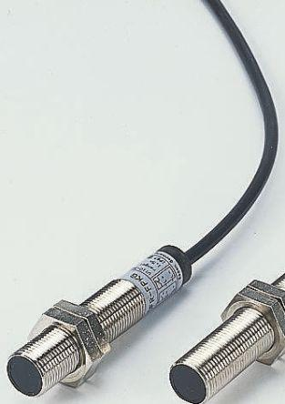 OF5024                                              ifm electronic Retro-reflective Photoelectric Sensor 0.2 → 0.8 m Detection Range PNP IP67 Barrel Style OF5024
