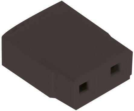 BLACK W//TEST 2.54MM WURTH ELEKTRONIK   60900213421   JUMPER SOCKET