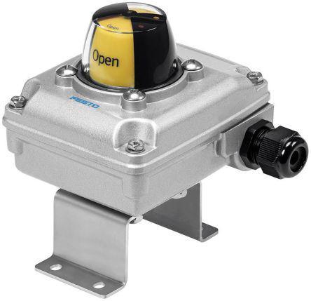 SRBC-CA3-YR90-N-20N-ZC-&                                              IP67 Limit Switch Die Cast Aluminium, N/C