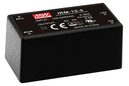Power Supply Linear Regulated 5V 1.5A