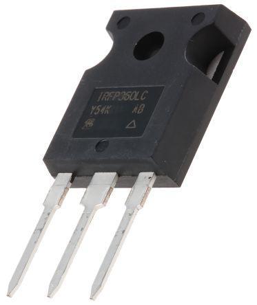 Vishay SIHG20N50E-GE3 N-Kanal Mosfet 19 A 500 V E-Serie 3-Pin TO-247AC