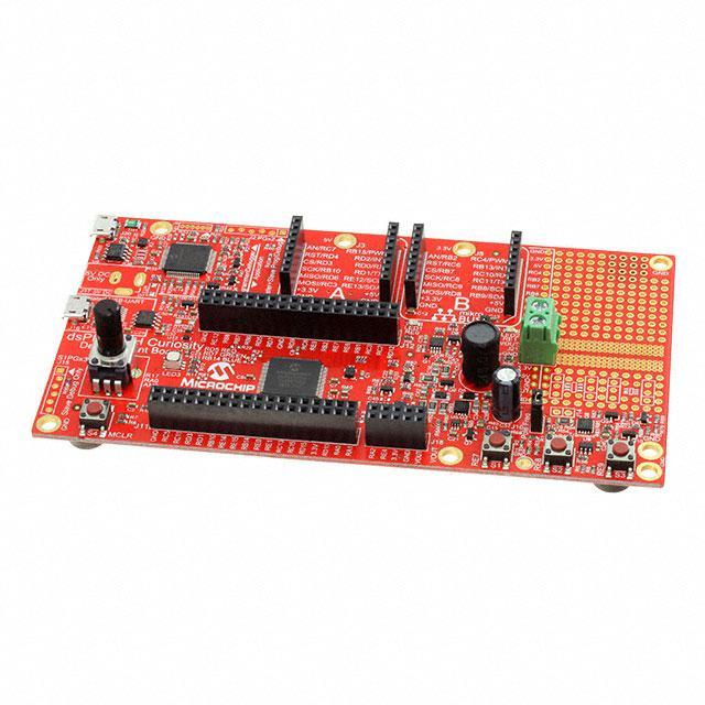 DM320103 Development Boards /& Kits PIC//DSPIC Curiosity PIC32MX470 Development Board