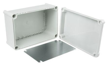 FEX 2819 13 G + EKJVT | Fibox | FEX Polycarbonate Enclosure