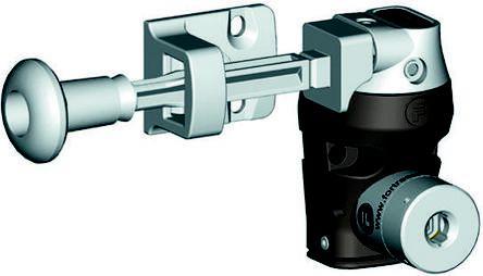 proAM / proStop Interlock, Metal, 2NC/1NO