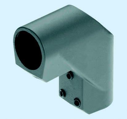 194800280G                                              Rose+Krieger Round Tube 90° Connector, strut profile 48 mm,