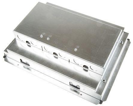 Crmb265 3gryl Mk Electric Mk Electric Grey Floor Box