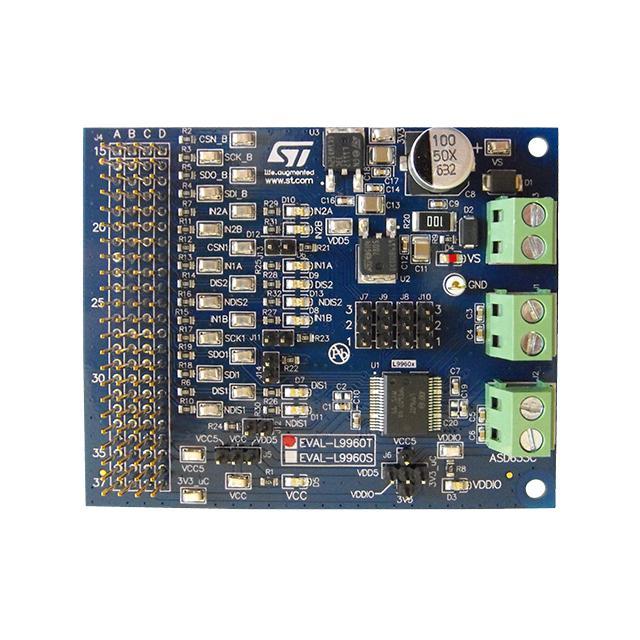 STM32446E-EVAL | STMicroelectronics | STMicroelectronics STM32446E