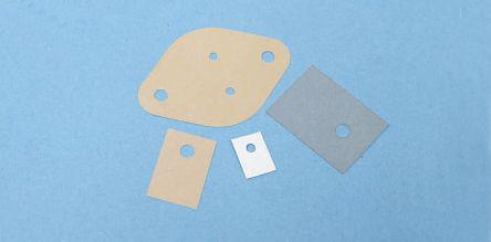 SPK10-0.006-AC-50                                              Thermal Interface Pad, Thin Film Polyimide, 1.3W/m·K, 11.1 x 7.92mm 0.152mm, Self-Adhesive