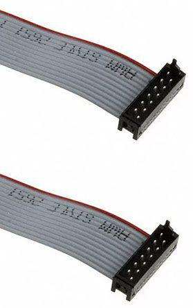 2205107-2                                              TE Connectivity Micro-Match Ribbon Cable Assembly, Micro-Match MOW Plug to Micro-Match MOW Plug, 150.5mm