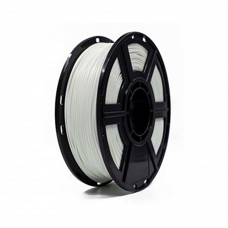 ABS-F01                                              Flashforge 170mm White ABS 3D Printer Filament, 500g