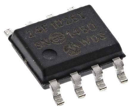 Microchip 24LC1026-I//SN EEPROM Memory 1024kbit 900ns 2.5 to 5.5 V 8-Pin SOIC