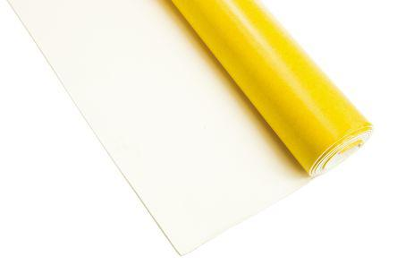 733-6725                                              White Silicone Rubber Sheet, 1m x 600mm x 1.5mm