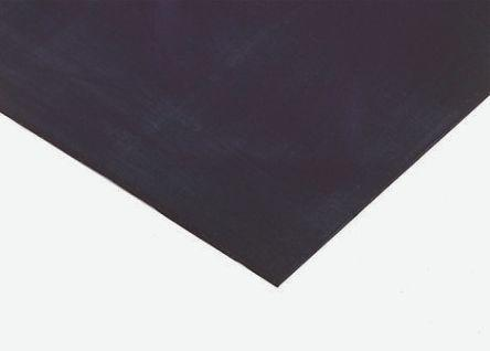 506-3191                                              Black Neoprene Rubber Sheets, 1m x 1.2m x 6mm