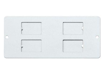 CXP30201GALV                                              MK Electric Light Grey Floor Box